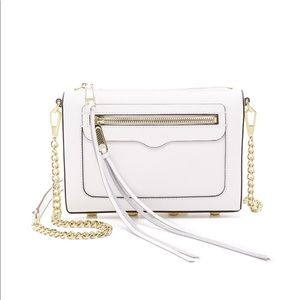 Rebecca Minkoff Avery Bag in White